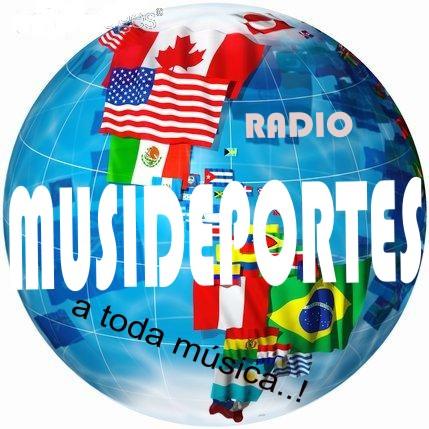 Radio Musideportes Logo