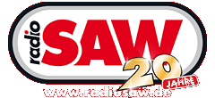 Radio SAW-80er Logo
