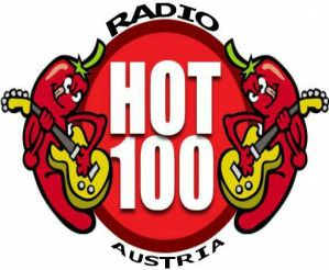 Radio Hot 100 | Austria Logo